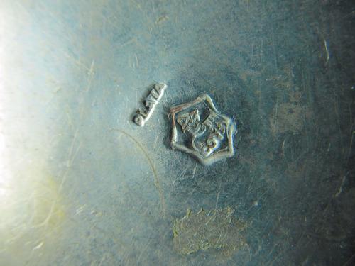 el arcon jarra para agua baño de plata 15,5cm 32056