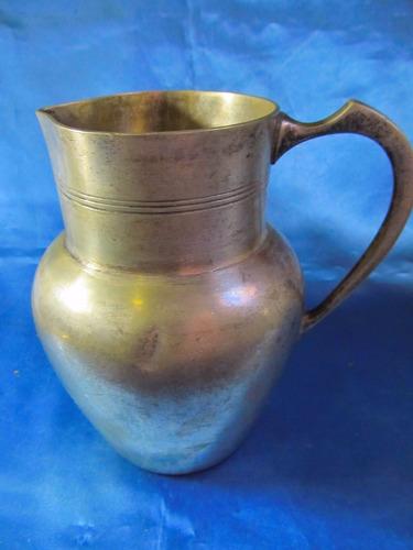 el arcon jarra para agua de metal 17cm 32055