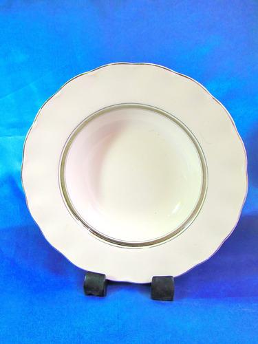 el arcon juego de 6 platos hondos grindley  23cm 25101