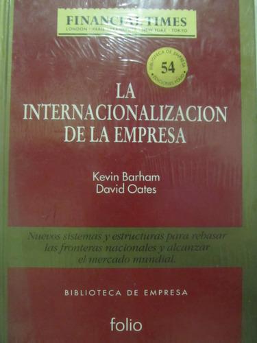 el arcon la internacionalizacion de la empresa management