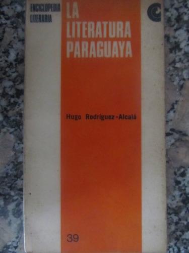 el arcon la literatura paraguaya - hugo rodriguez - alcala