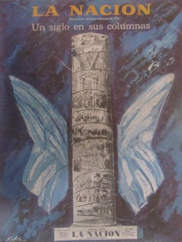 el arcon la nacion - un siglo en sus columnas