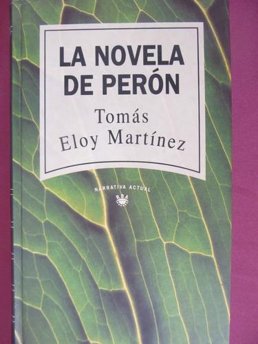 el arcon la novela de peron por tomas eloy martinez
