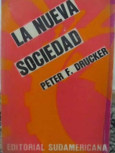 el arcon la nueva sociedad por peter f. drucker
