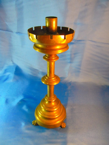 el arcon lampara de pie de bronce 32cm 51054