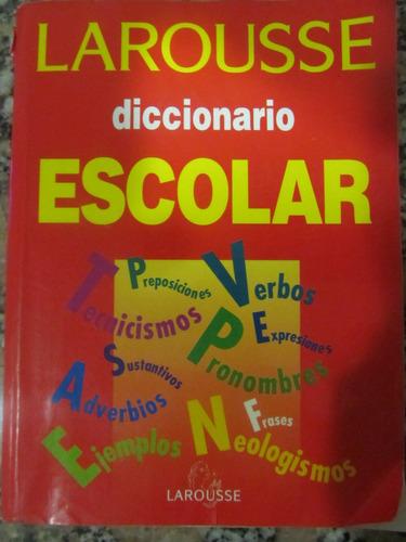 el arcon larousse diccionario escolar