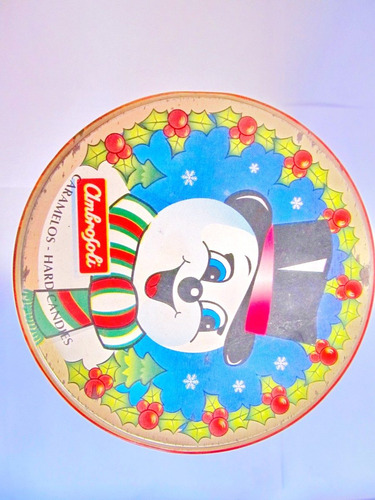 el arcon lata de coleccion caramelos ambrosoli 18 cm 509