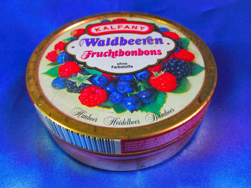 el arcon lata de coleccion waldbeeren kalfany 855