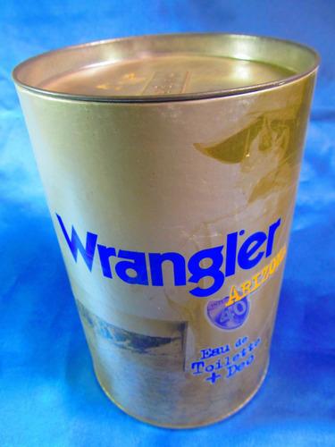 el arcon lata de coleccion wrangler arizona  852