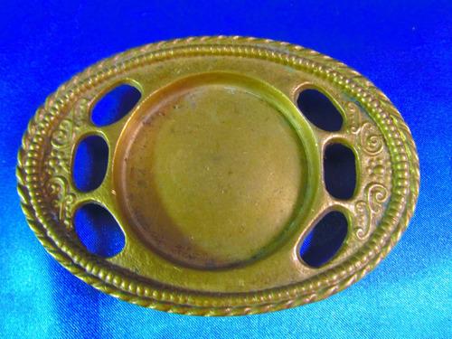el arcon lote 2 piezas de bronce  10086