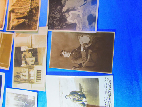 el arcon lote de 18 fotos montevideo 1921 15002 06