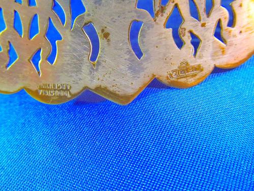 el arcon lote de 2 bandejas plata osiris  29059