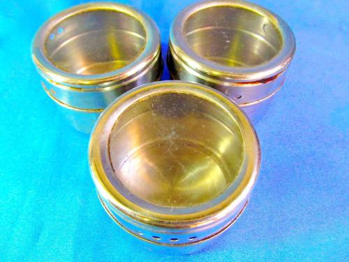 el arcon lote de 3 recipientes especies saleros 28065