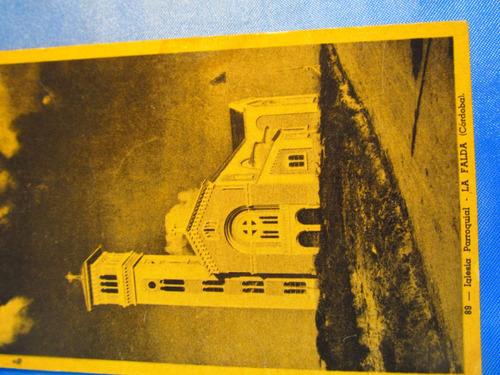 el arcon lote de 3 tarjetas postales cordoba 1966 15031