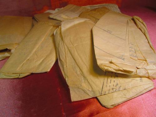 el arcon lote de moldes para confeccion y revista walt disne