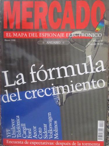 el arcon lote de revistas mercado - 4 revistas