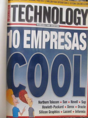 el arcon lote de revistas technology - 4 revistas