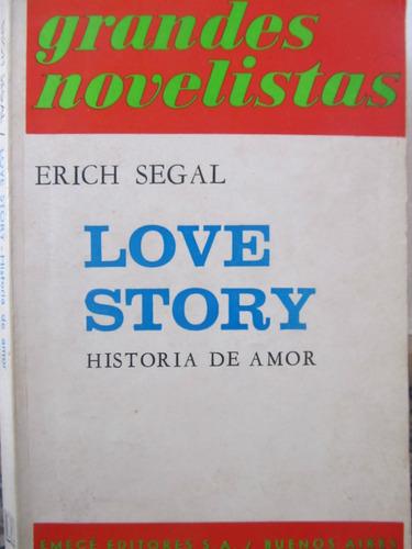 el arcon love story por erich segal