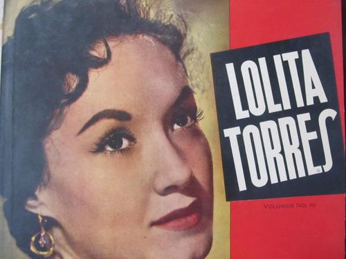 el arcon lp lolita torres volumen no. 10