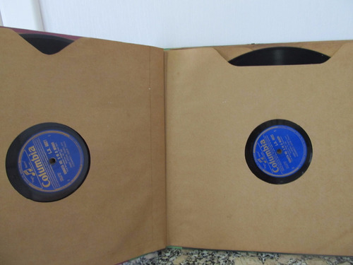 el arcon lp vinilo 78 rpm brahms sonata nro 3 importado