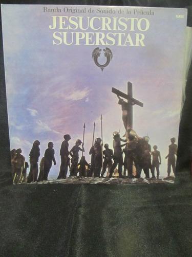 el arcon lp vinilo banda sonora jesucristo superstar