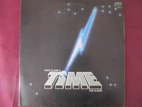 el arcon lp vinilo dave clark's - time - the album - 2 disco