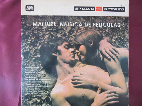 el arcon lp vinilo manuel - musica de peliculas