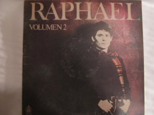 el arcon lp vinilo raphael - volumen 2