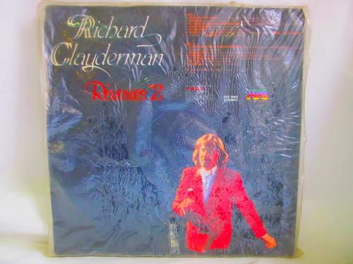 el arcon lp vinilo richard clayderman reveries vol 2