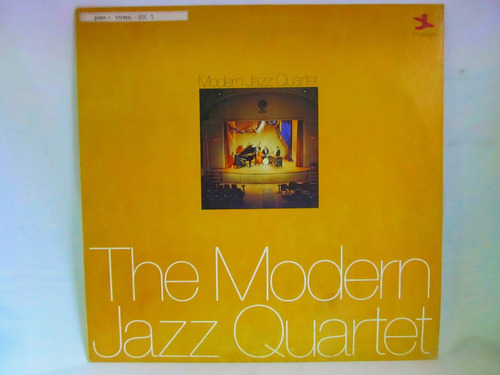 el arcon lp vinilo the modern jazz quartet vol 1