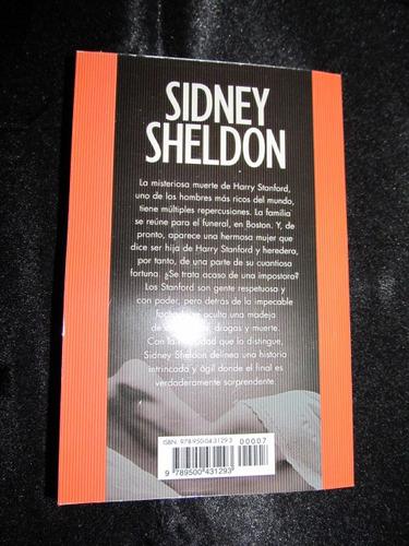 el arcon mañana, tarde y noche de sidney sheldon