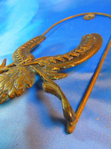 el arcon marco colgante de bronce labrado 24cm 45060