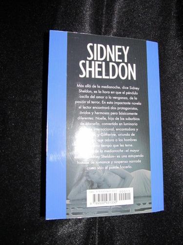 el arcon mas alla de la medianoche de sidney sheldon