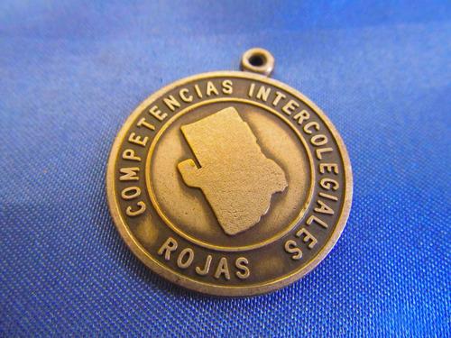 el arcon medalla deporte competencias intercolegiales 380 20