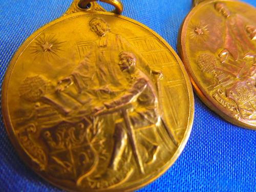 el arcon medalla estudio ipr alvear 1965/7  380 27