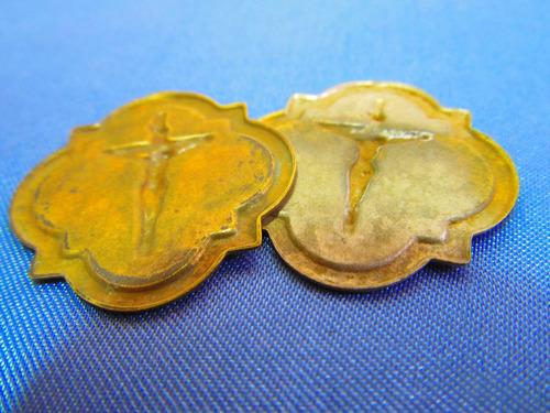 el arcon medalla religiosa jesus en la cruz 1 de plata381 13