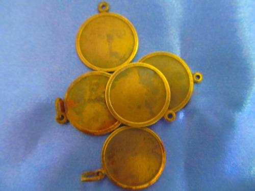 el arcon medallas dije para grabar circulo mediano  381 78