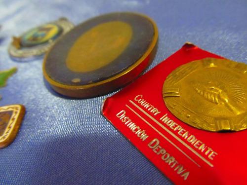 el arcon medallas lote de pin prendedores y medallas 381 86
