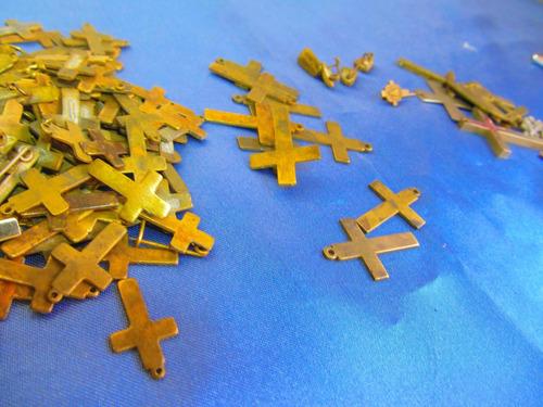 el arcon medallas religiosas cruces chiquitas 380 40