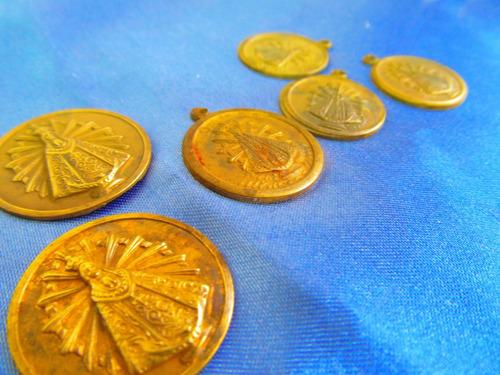 el arcon medallas religiosas virgen de lujan 380 53