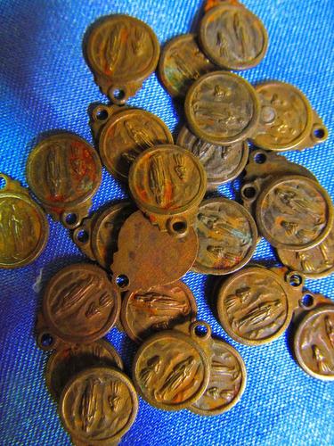 el arcon medallas religiosas virgen rezando 381 00