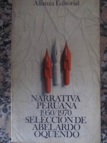 el arcon narrativa peruana 1950/1970