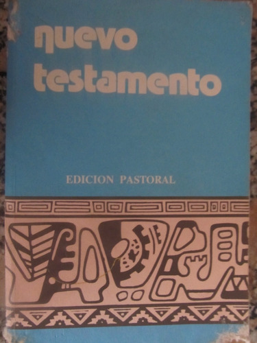 el arcon nuevo testamento - edicion pastoral
