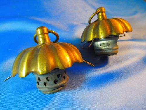 el arcon par de colgantes para apliques de bronce 51067