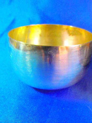 el arcon par de cuencos bols de plata devon 7,9 y 11,5 28051