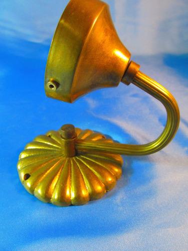 el arcon pequeña lampara de mesa de bronce 15,5cm 51061