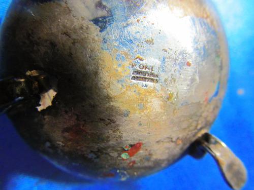 el arcon pequeño despojador de metal 4,4cm diamet 19071