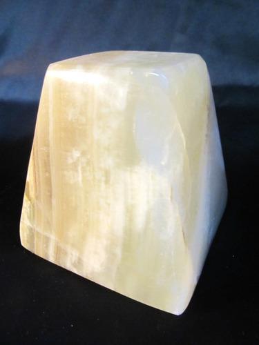 el arcon pisapapeles de marmol onix de 7,5 cm de alto 12039