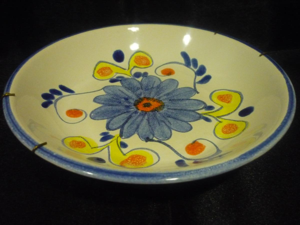 Platos ceramica decorar cermica con sharpies platos para - Platos de ceramica ...