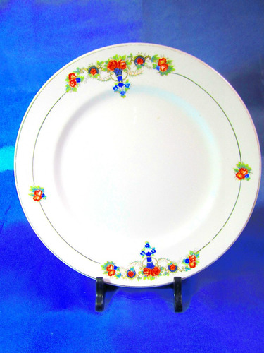 el arcon plato de porcelana essex ind argentina 23cm 6033
